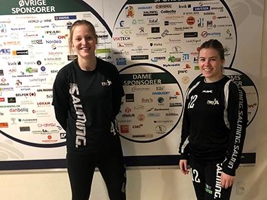 Louise Hansen og Julie Munkø forlænger