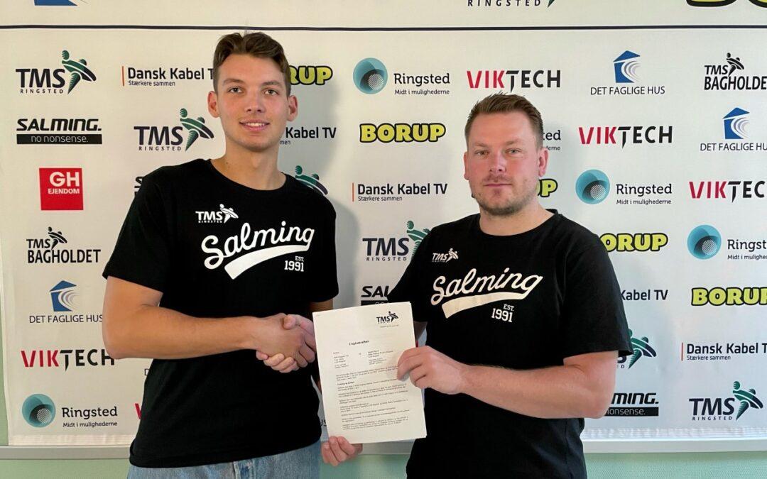 TMS Ringsted og Sigurd Meyer forlænger samarbejdet