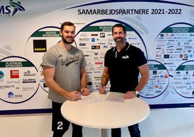 TMS forlænger med Joachim Møller
